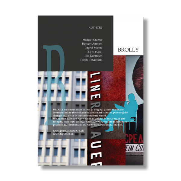 BROLLY. Journal of Social Sciences (Vol. 2, No. 3, December 2019)